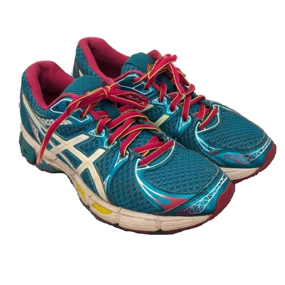 Asics Duomax Running Shoes Size 6.5